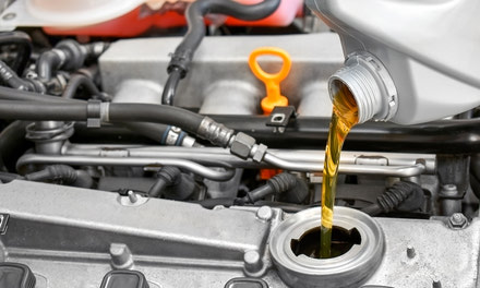 Oil and Coolant Change Service